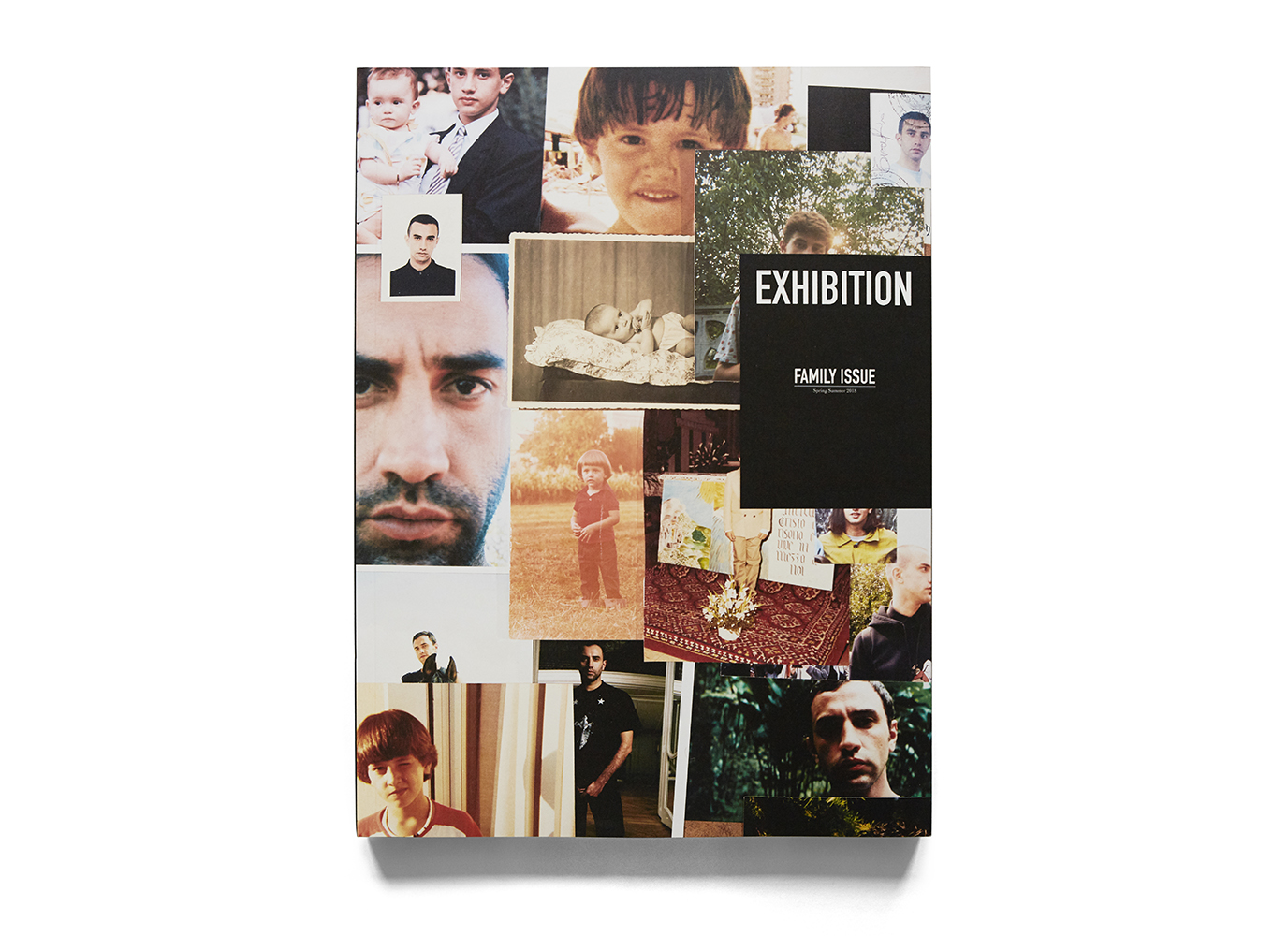 Exhibition Magazine Family Issue